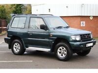 1998-S Mitsubishi Shogun 3.0 V6 GLS SWB 3dr Short Wheel Base Flared / Wide Arch Model