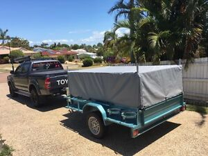 Trailer covers Canopies dog boxes Bray Park Pine Rivers Area Preview