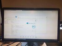 windows 10 Pc 23 inch HD monitor