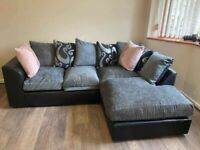 DYLAN SOFA CORNER OR 3+2 SEATER SOFA SET AVAILABLE IN STOCK