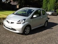 2007 Toyota Aygo great condition £20 road tax