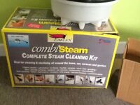 New steam cleaner