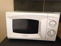 Microwave- Daewoo (good condition) -collection/ delivery