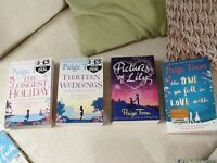 Samantha Tonge, Paige Toon and Lindsay Kelk Books