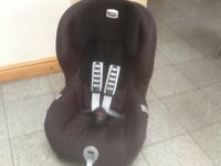 Superb model-Britax ROMER King Plus group 1 car seat for 9kg to 18kg(9mths to 4yrs)used for 2weeks