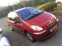 2006 Citroen Picasso 1.6 HDI spares or repair LOSS OF POWER