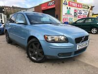 **6 MONTHS WARRANTY** VOLVO S40 SE D (E4) 2.0 (2005) - CLEAN CONDITION - F.S.H - HPI CLEAR!