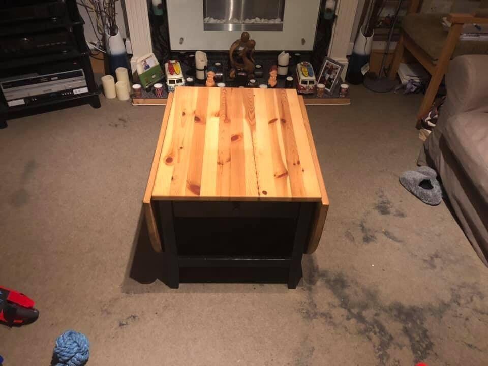 Ikea Arkelstorp Coffee Table In Pontypridd Rhondda Cynon Taf