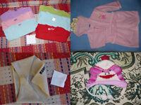 Huge Bundle/ Job Lot/ Wardrobe of 50 Girl Clothes for 3-4years, incl. Peppa Pig, Gap jeans, leggings