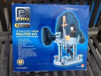 Pro Router Kit