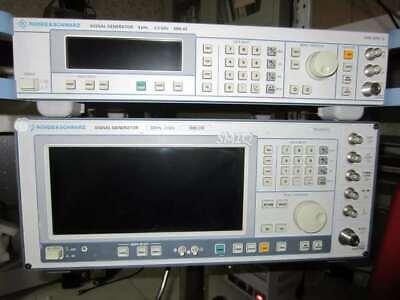 Rohde Schwarz Sml 03 Sml03 Signal Generator 9 Khz To 3.2 Ghz