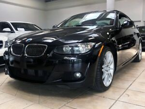 2010 BMW 335 xDrive 6-Spd | M-Sport | Navi | Red Lthr!