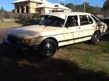 1985 Saab 900 Sedan as is, where is Murrurundi Upper Hunter Preview