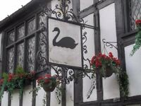 Black Swan Inn - Part time bar staff required
