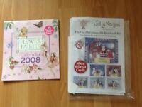 Jolly nation die - cut Christmas 3D box card kit