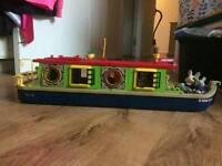Sylvanion canal boat