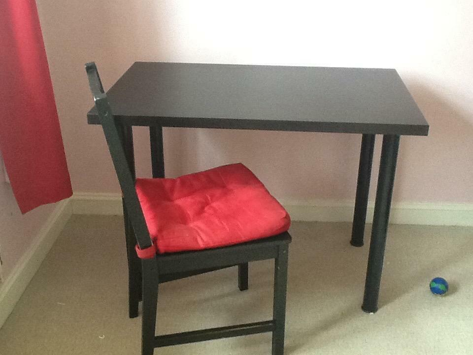 ikea desk and chair in reading berkshire gumtree