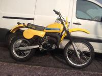 Suzuki PE175X 1981 W reg
