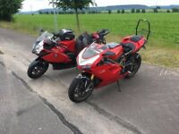 Ducati 1198S All carbon extras, beautiful amazing bike but engine broken :-(