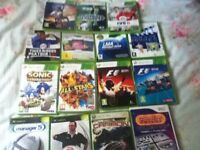 A large mixture of xbox 360 games !!!!!!!!!!!!!!