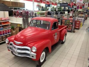 1954 Chevrolet 3100 Five Window Version. Very Rare