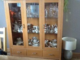 Morris display cabinet