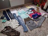 WOMEN CLOTHES SIZE UK 8