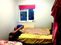 Hammersmith Twin Room for 2 Friends Avail in Flat Share