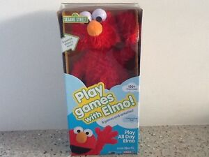 Play All Day Elmo Wembley Cambridge Area Preview