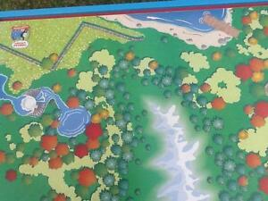 Thomas tank engine under bed play table West Pymble Ku-ring-gai Area Preview