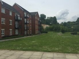 2 Bedroom Flat to rent in Strood ( popular Medway Gate, private estate) furnished OR unfurnished
