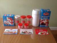EasiYo white yogurt maker
