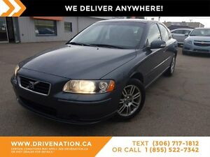 2007 Volvo S60 2.5T 5 STAR SAFETY RATING! LUXURY!