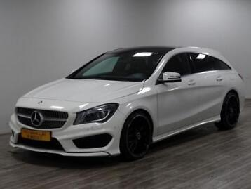 Mercedes Benz CLA 180 Shooting Brake AMG Edition Automaat