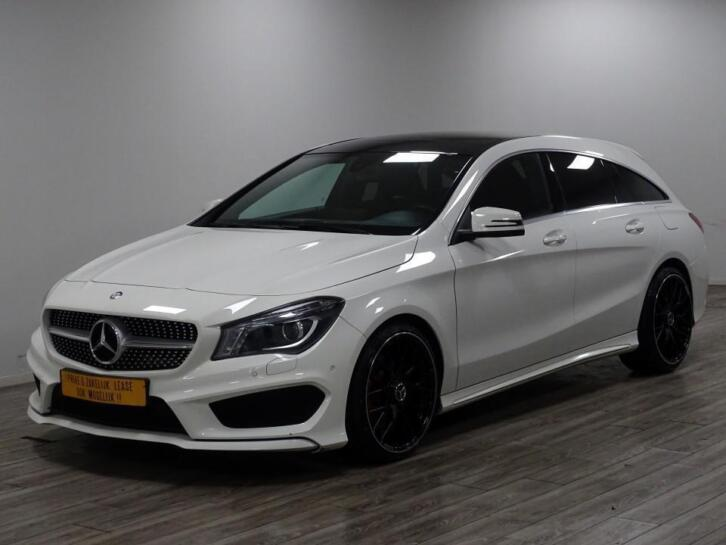 32c488ccd05 ≥ Mercedes Benz CLA 180 Shooting Brake AMG Edition Automaat ...