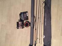 Sierra fly rod n reel