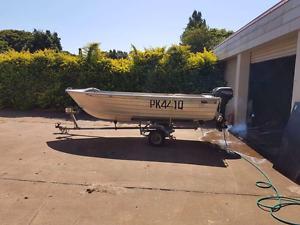 4 metre boat, Johnston 15 hp Australia Preview