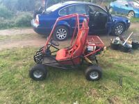 Honda off road beach buggy