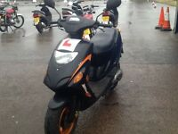 Learner legal moped 50cc tidy, runs well, new mot