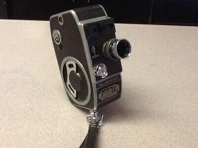 Vintage Paillard-bolex 8mm Movie Camera