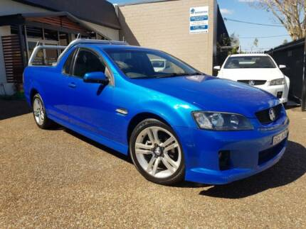 2009 Holden Commodore SV6 Ute 3.6L 6 Cylinder - AUTO, LEATHER