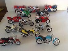 Model motor bikes Woodridge Logan Area Preview