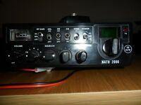 cb radio nato 2000