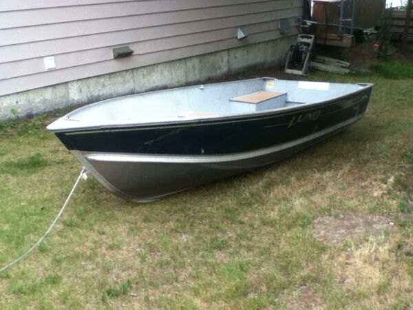 Used 2003 Lund Boat Co 14 ft