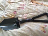 Draper foldaway spade