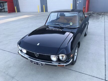 1975 Lancia Fulvia Coupe 3 1.3Lt V4 With Twin Solex Carburettor Aspley Brisbane North East Preview