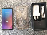 LG G6 black - 32gb - great condition