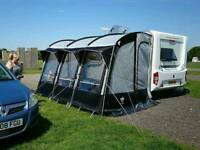 Royal 390 awning