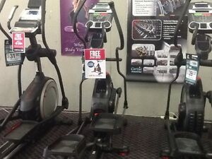 NEW! Schwinn cross trainer + FREE spin bike! Mirrabooka Stirling Area Preview