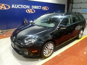 2014 Volkswagen Golf 2.0 TDI Highline WAGON,NAV, LEATHER, PAN...